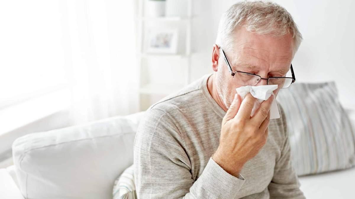 Хронічний нежить які симптоми і як лікувати нежить
