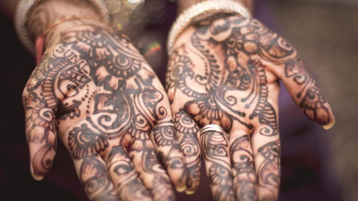 Временные татуировки могут навредить