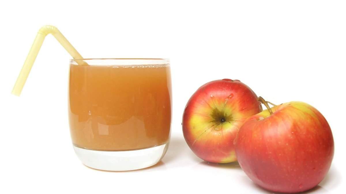 Почему вредно пить яблочный сок
