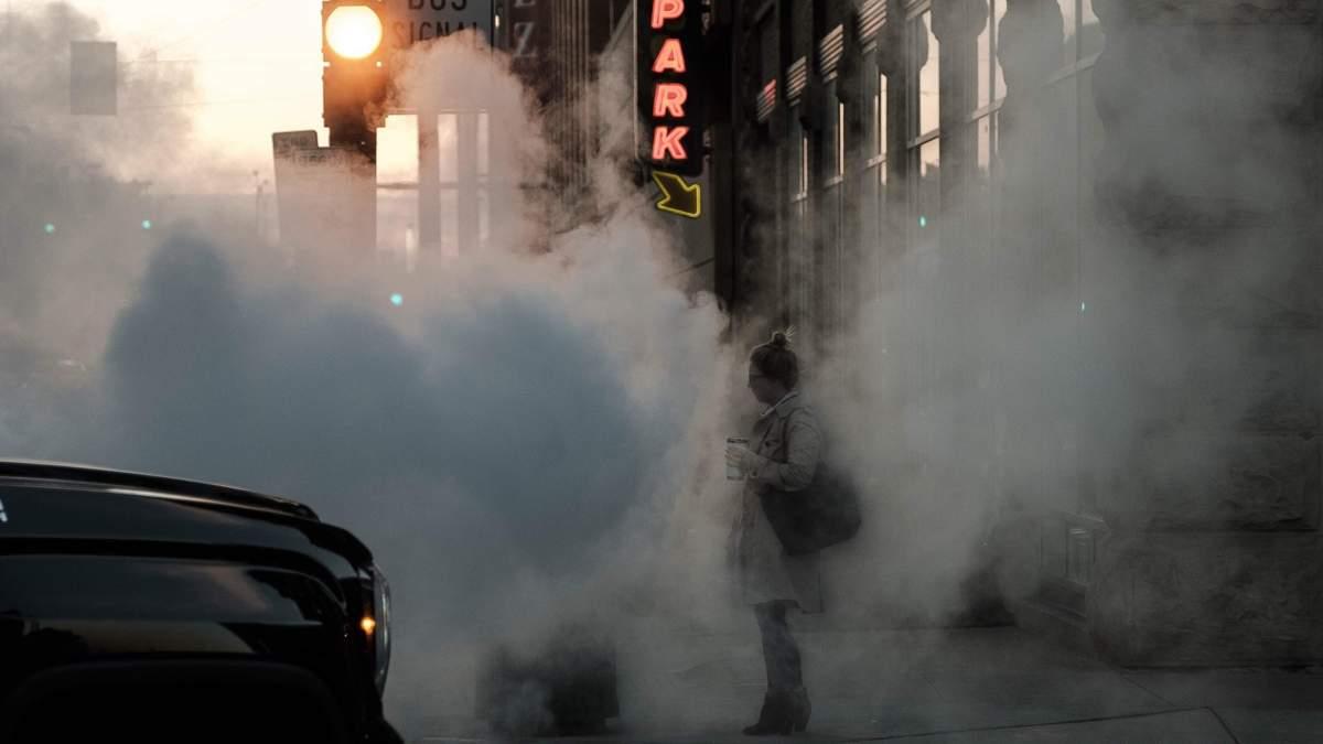 Загрязненный воздух может вызвать ряд опасных болезней