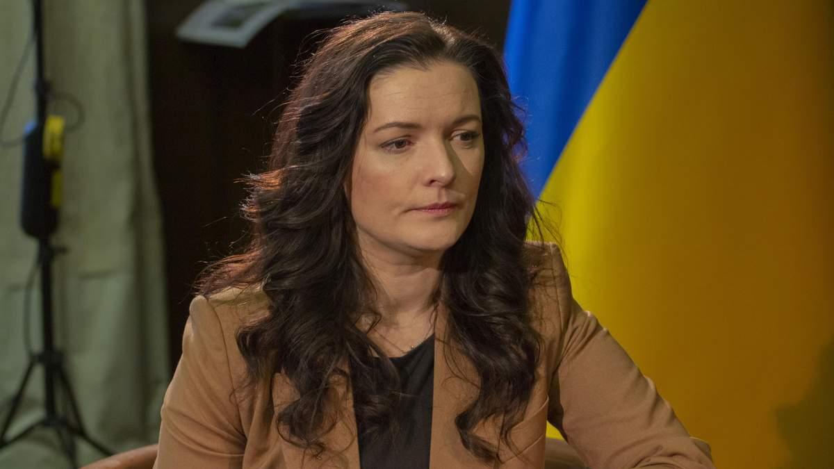 Зоряна Скалецкая: биография и что известно о министре МОЗ Украины