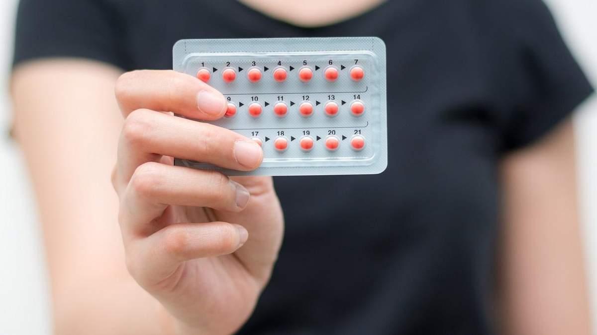 В каком возрасте противозачаточные таблетки могут представлять опасность