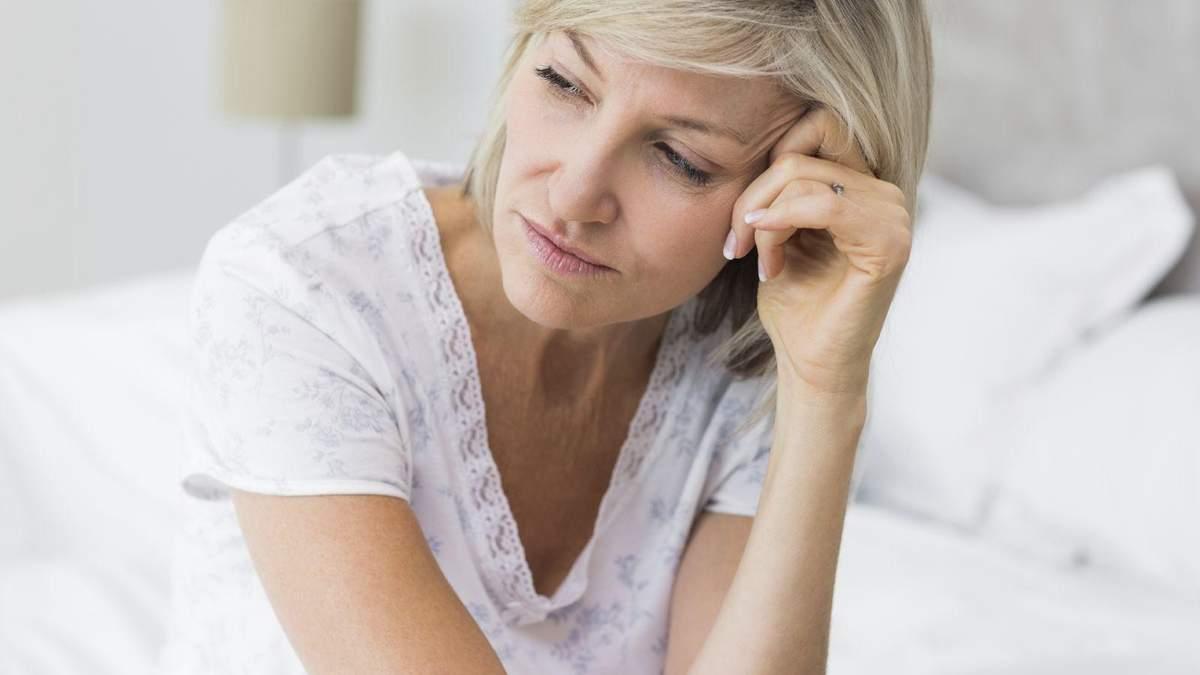 Лікування симптомів менопаузи може викликати рак
