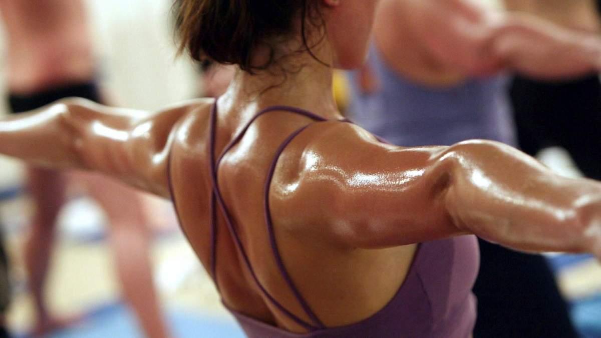 Що таке гаряча йога та як вона допоможе схуднути