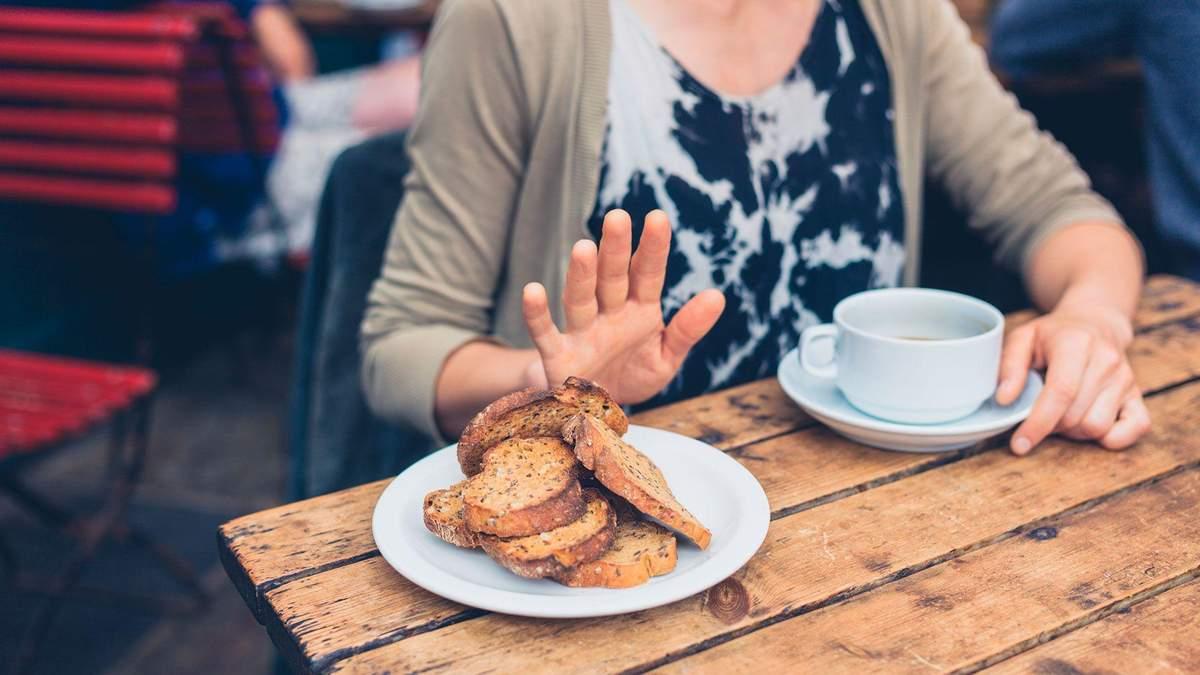 Как правильно отказываться от еды