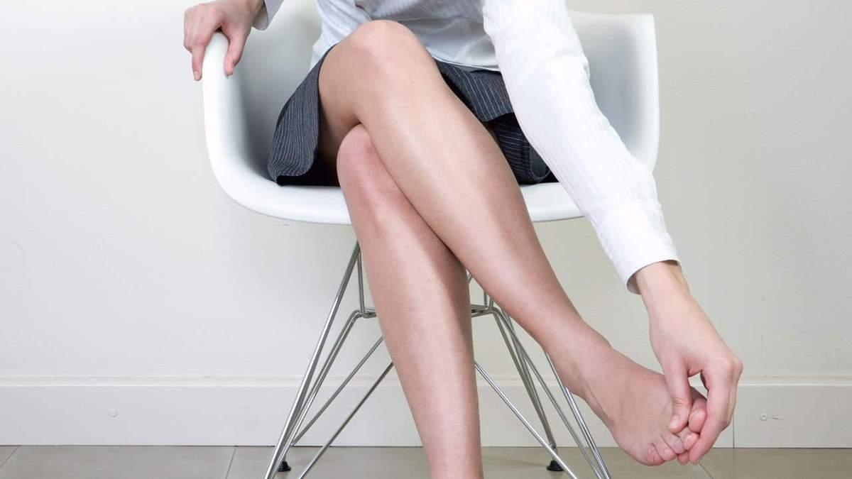 Набряки ніг, набряки на обличчі – класифікація і як розрізнити набряки