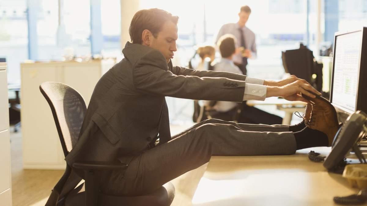 Способы снизить вред сидения