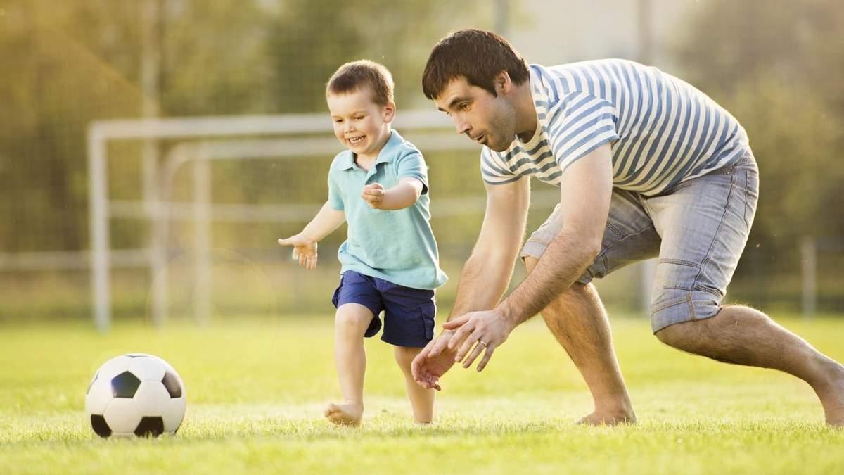Як змусити дитину більше рухатися