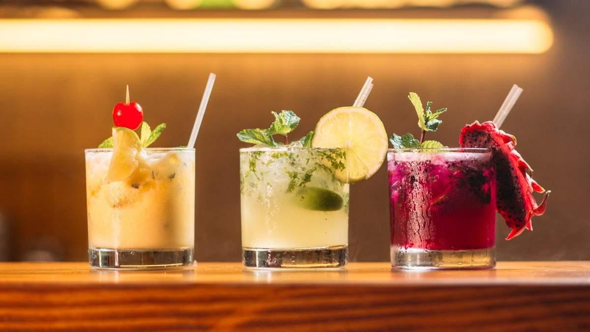 Які напої допомагають схуднути