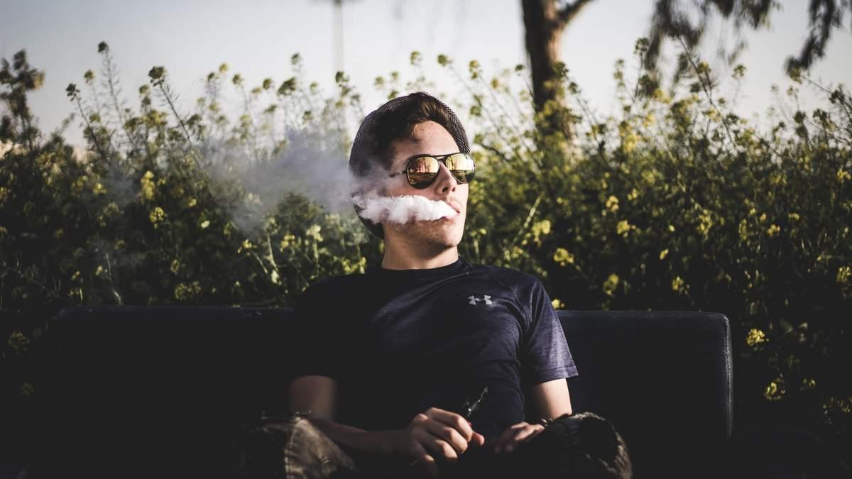 У США хочуть заборонити продаж електронних сигарет