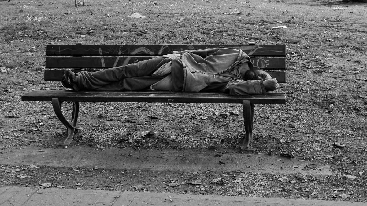 Бедность ускоряет старение