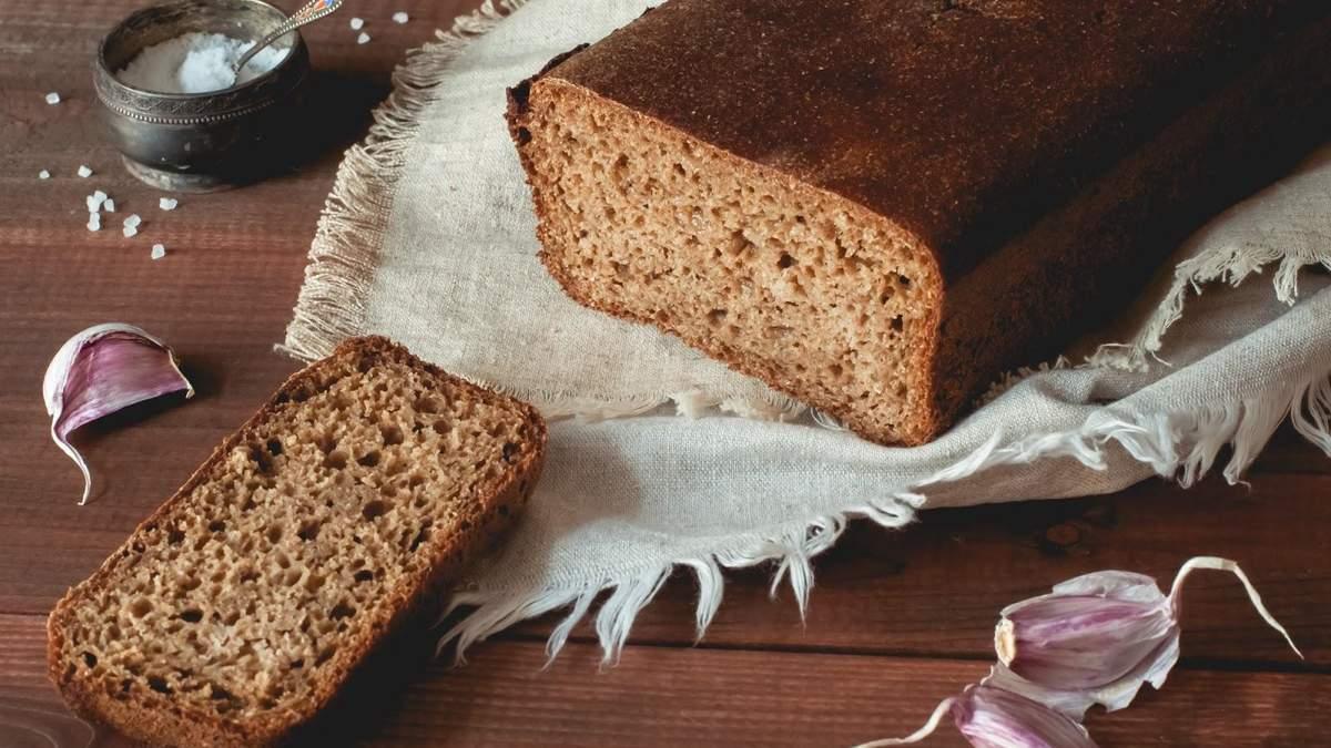 Житній хліб корисний для здоров'я людини