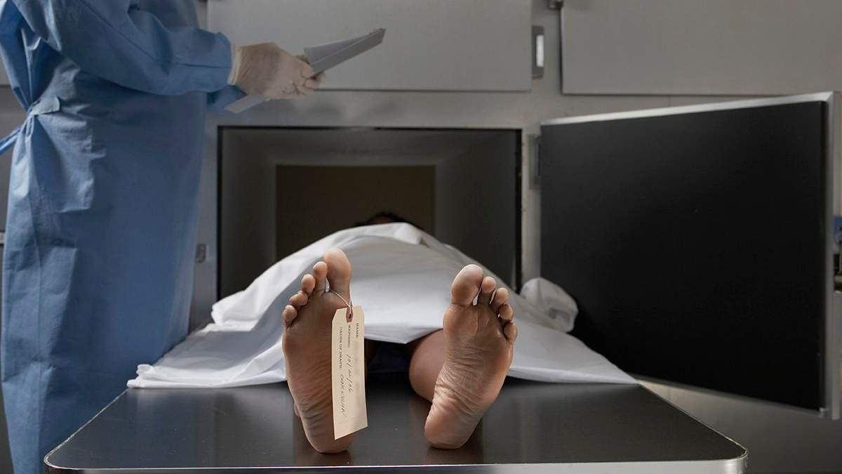 Тело человека может двигаться после смерти