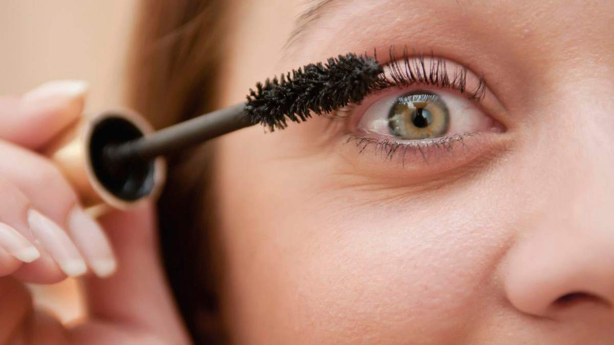 Як впливає туш на здоров'я очей