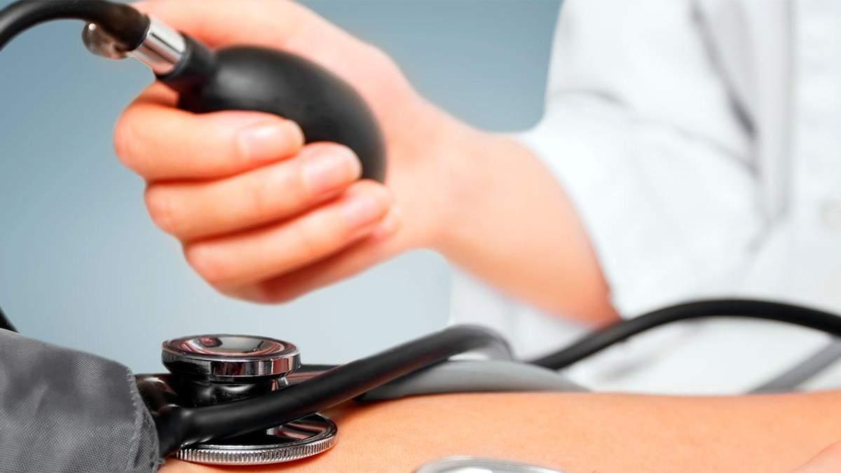 При якому артеріальному тиску може трапитись інсульт