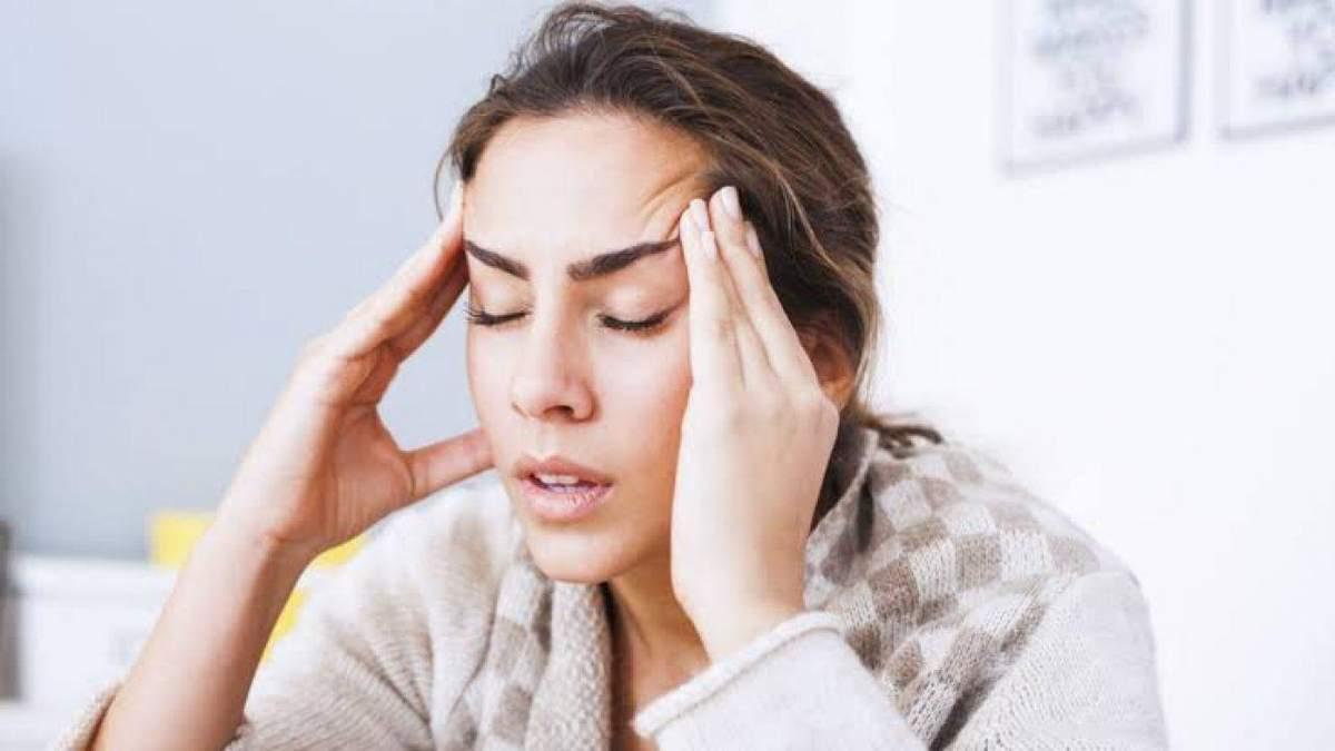 Коли терпіти головний біль небезпечно
