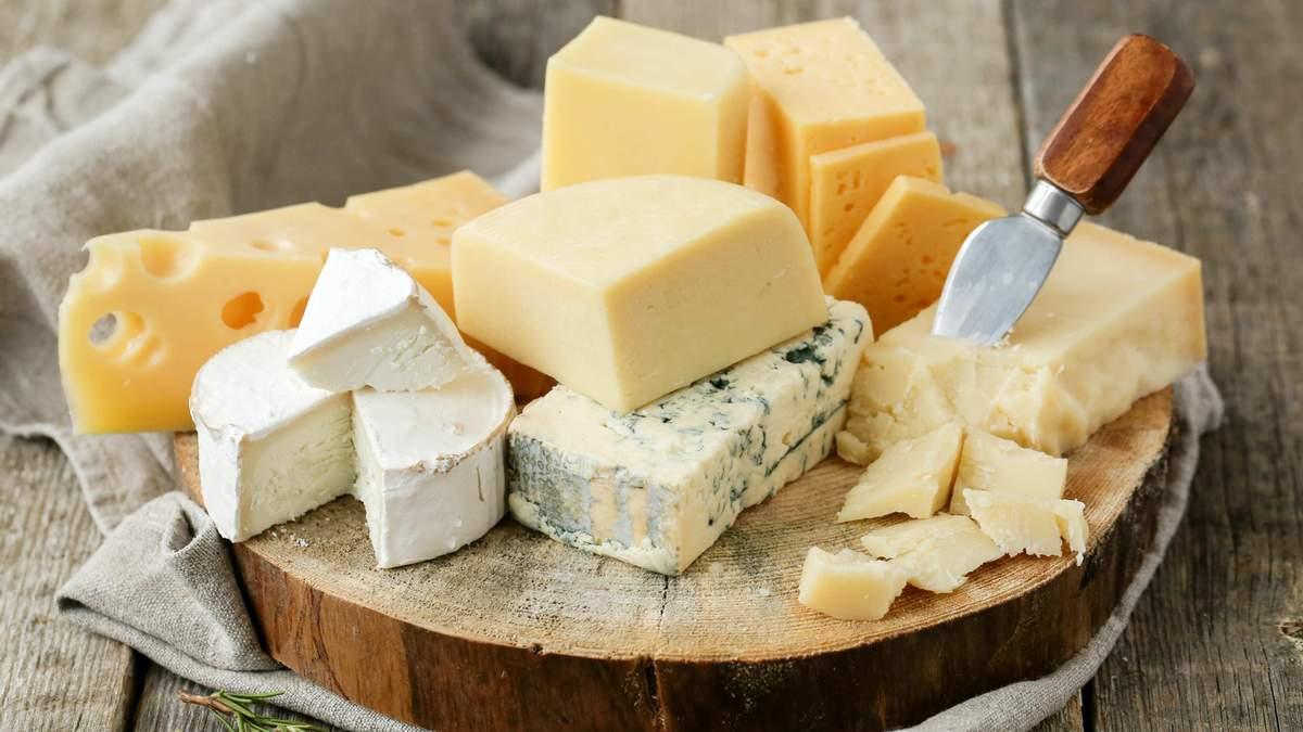 Сир корисний для судин