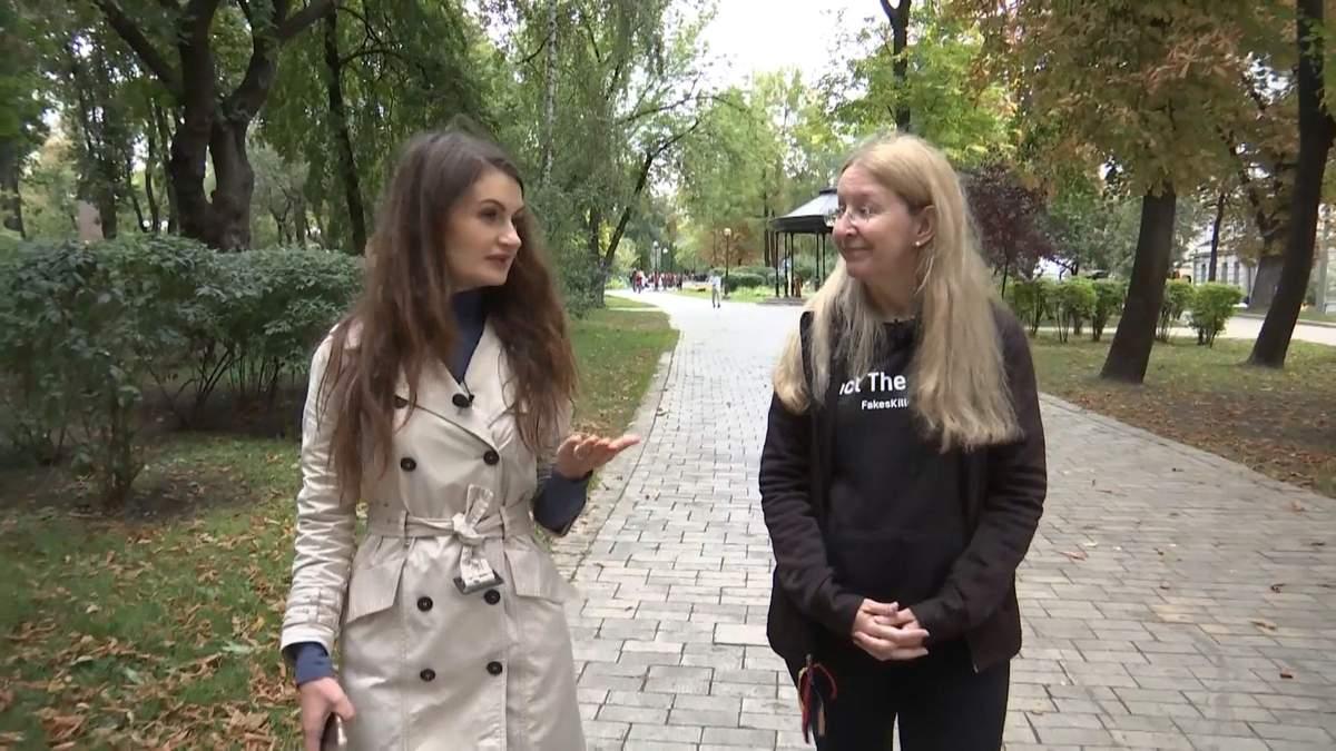 Интервью с Ульяной Супрун