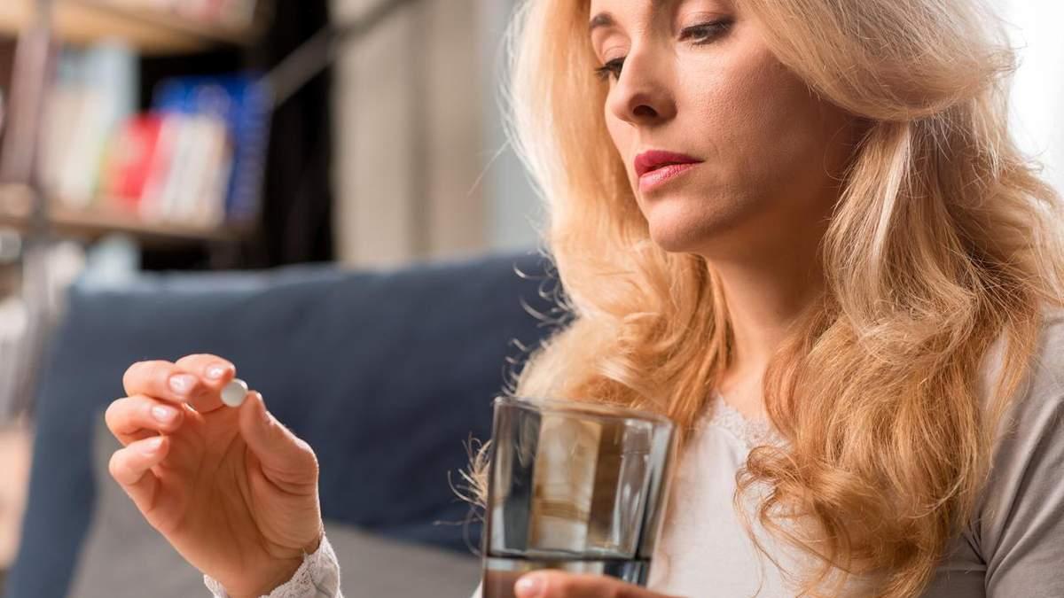 Замісна гормональна терапія