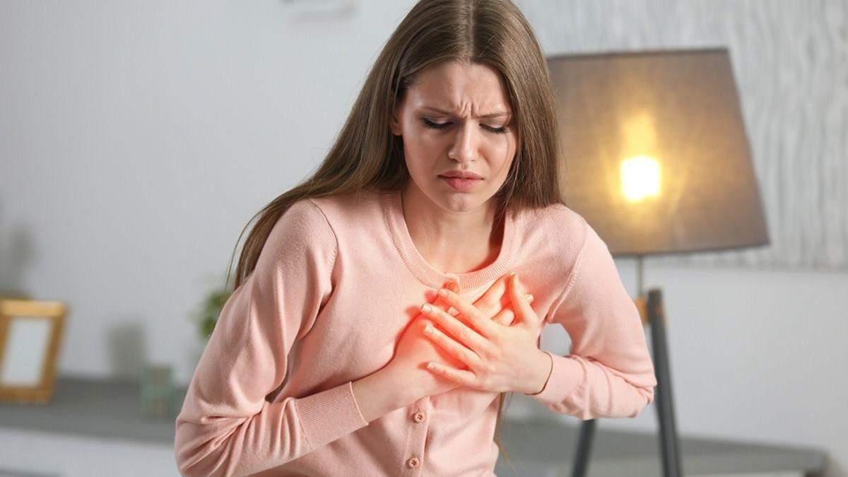 Женские инфаркты диагностируют хуже, чем мужские