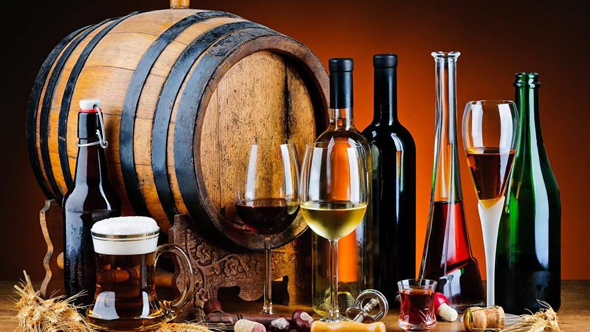 Пиво чи вино: що корисніше