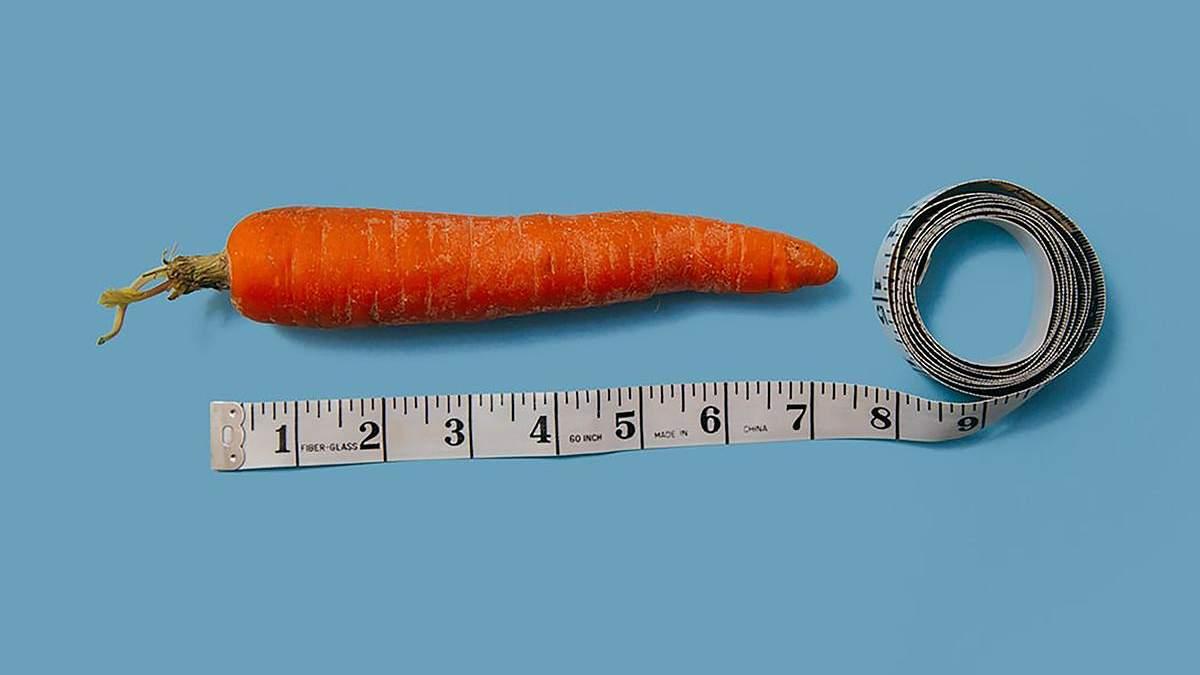 Почему мужчины стесняются размера своего члена