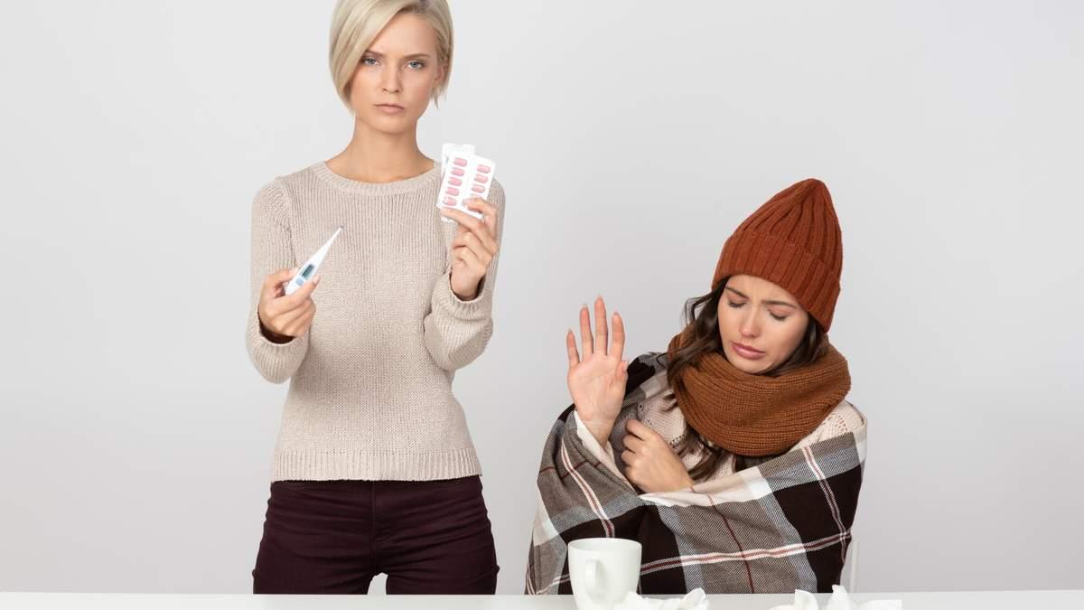 Коли очікувати нову хвилю захворювань на грип
