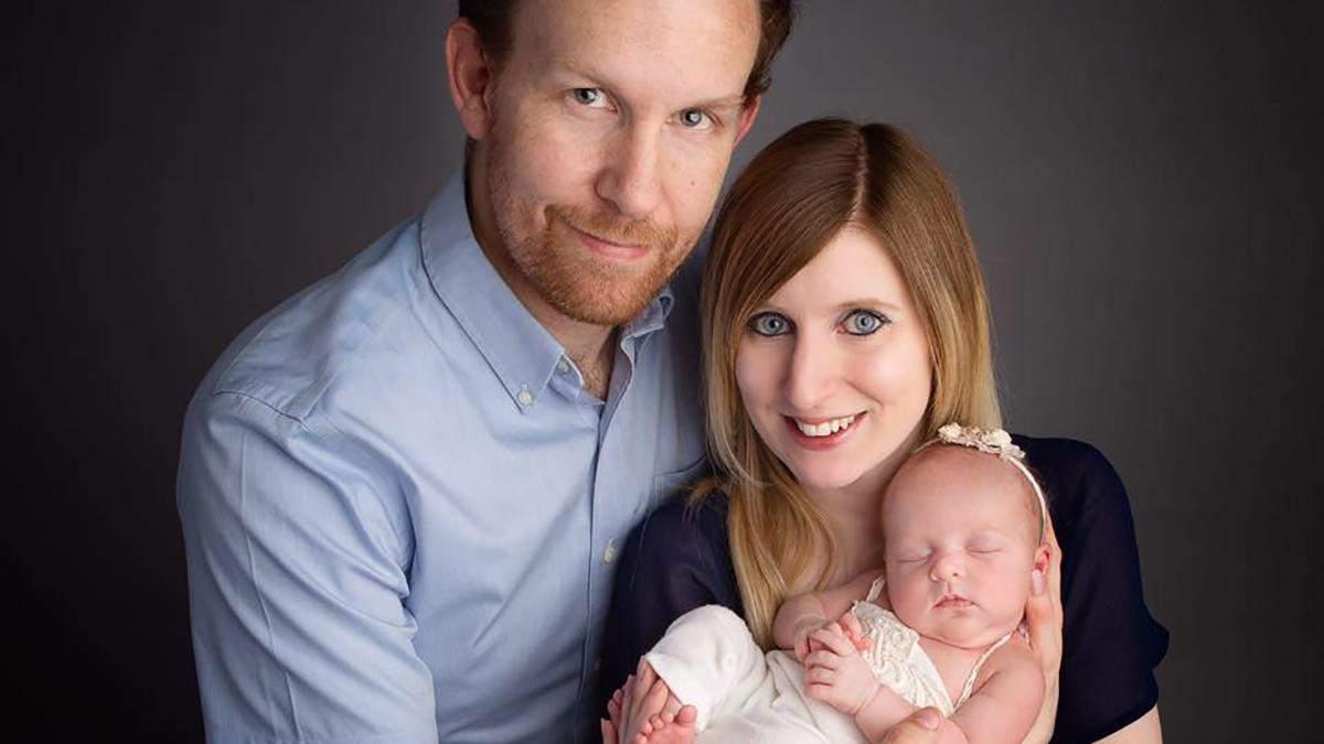 Женщина с двумя вагинами родила ребенка