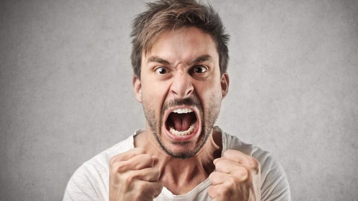 Как контролировать гнев
