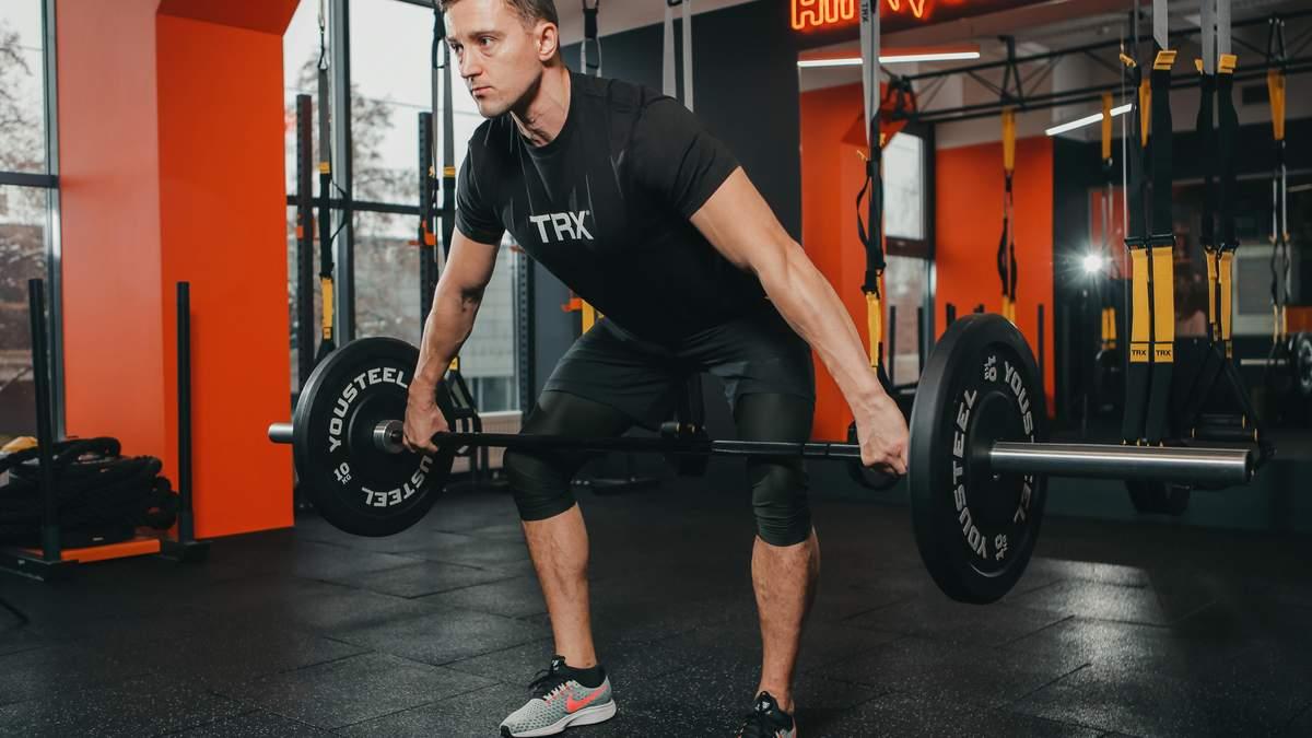 Польза силовых тренировок