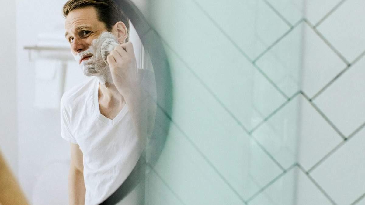 Як правильно голитись
