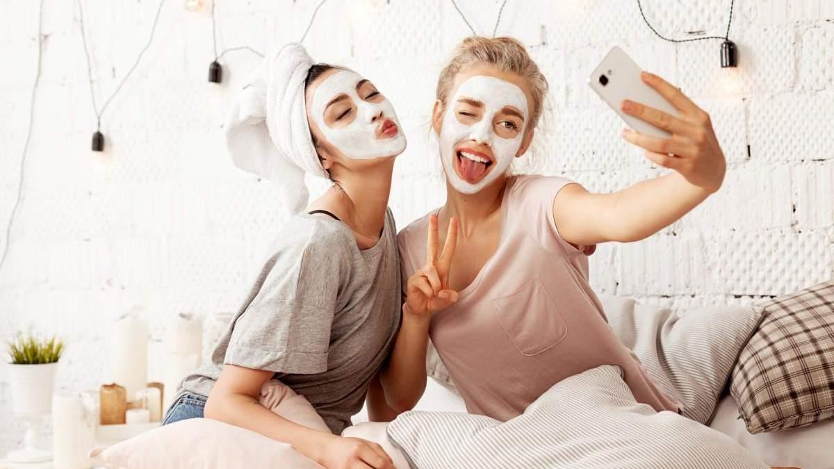 Як обрати маску для обличчя