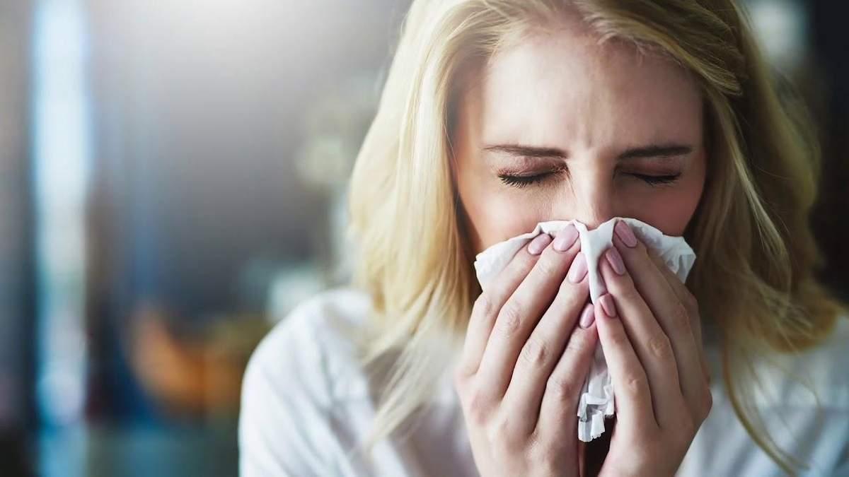 Як лікувати гайморит