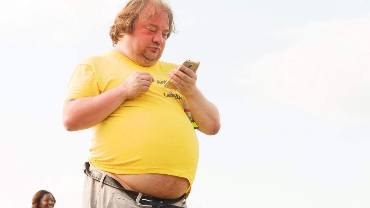 У людей с лишним весом в легких нашли жир: какие болезни это вызывает