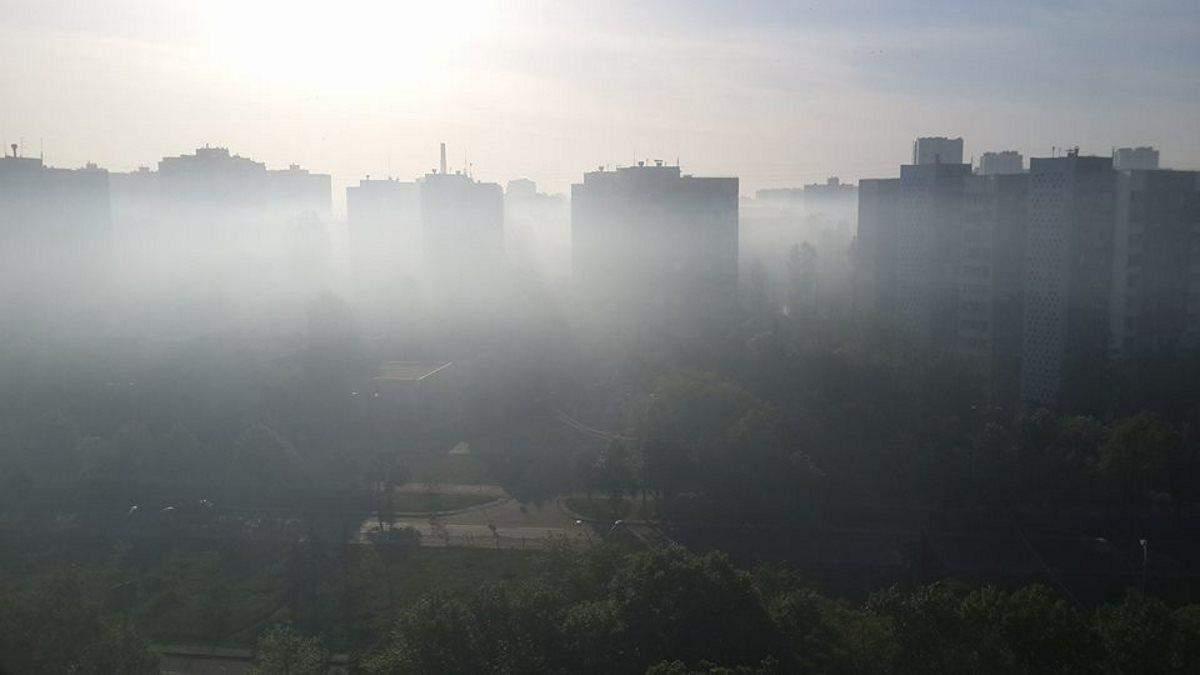 Де у світі найбрудніше повітря: інфографіка