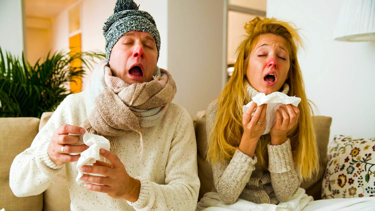 Мифы о гриппе и простуде