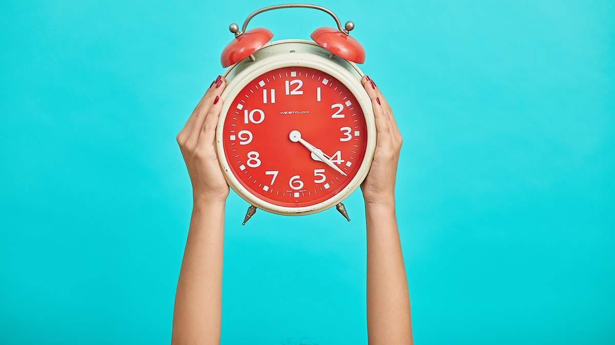 Переведення годинника: користь