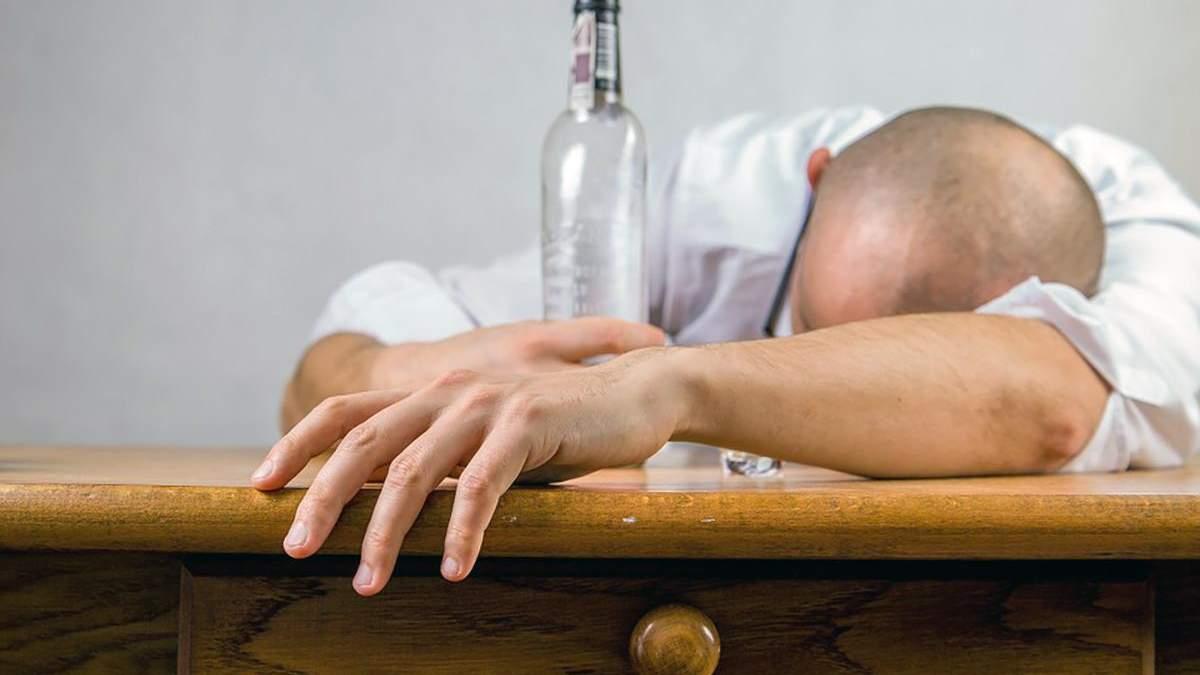 Мозок і алкоголь