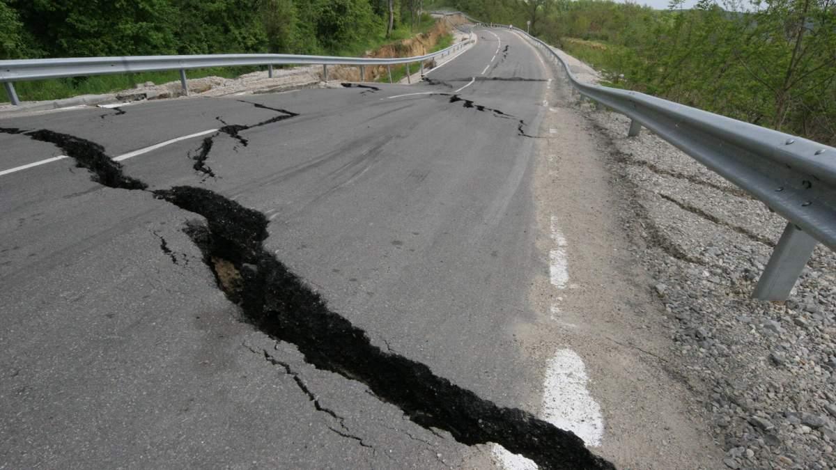 Землятрясение на Закарпатье 2019 – действия во время, до и после землетрясения
