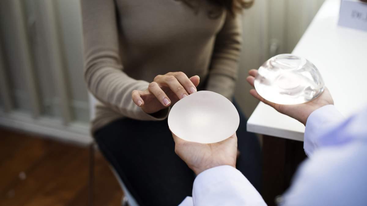 Ризики мамопластики