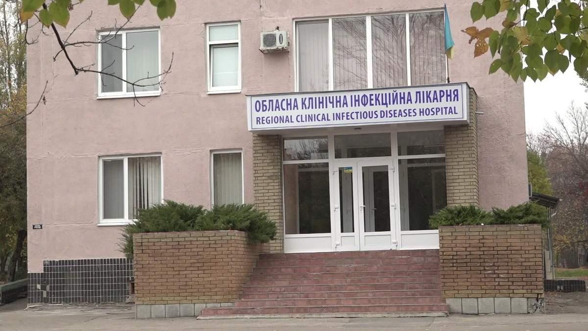 Дифтерія в Україні: 2019