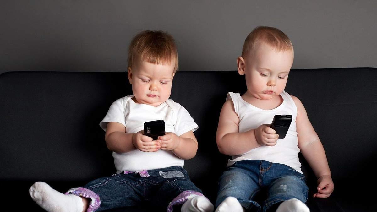 Як смартфони впливають на мозок та розвиток дітей