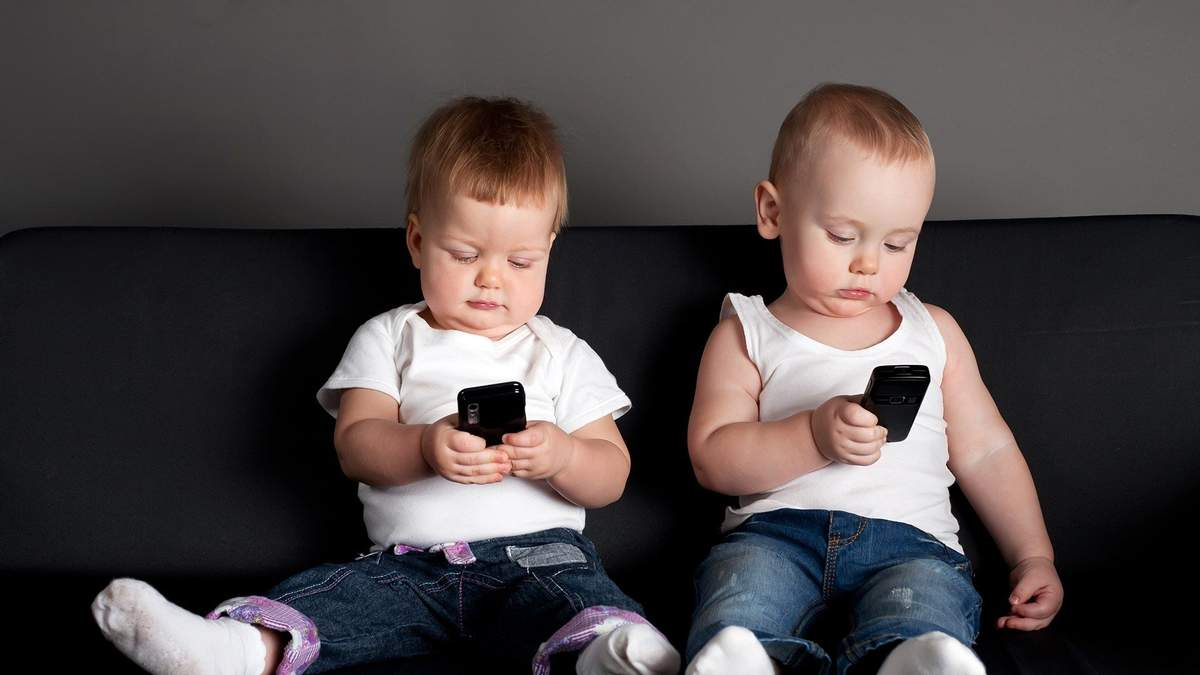Как смартфоны влияют на мозг и развитие детей