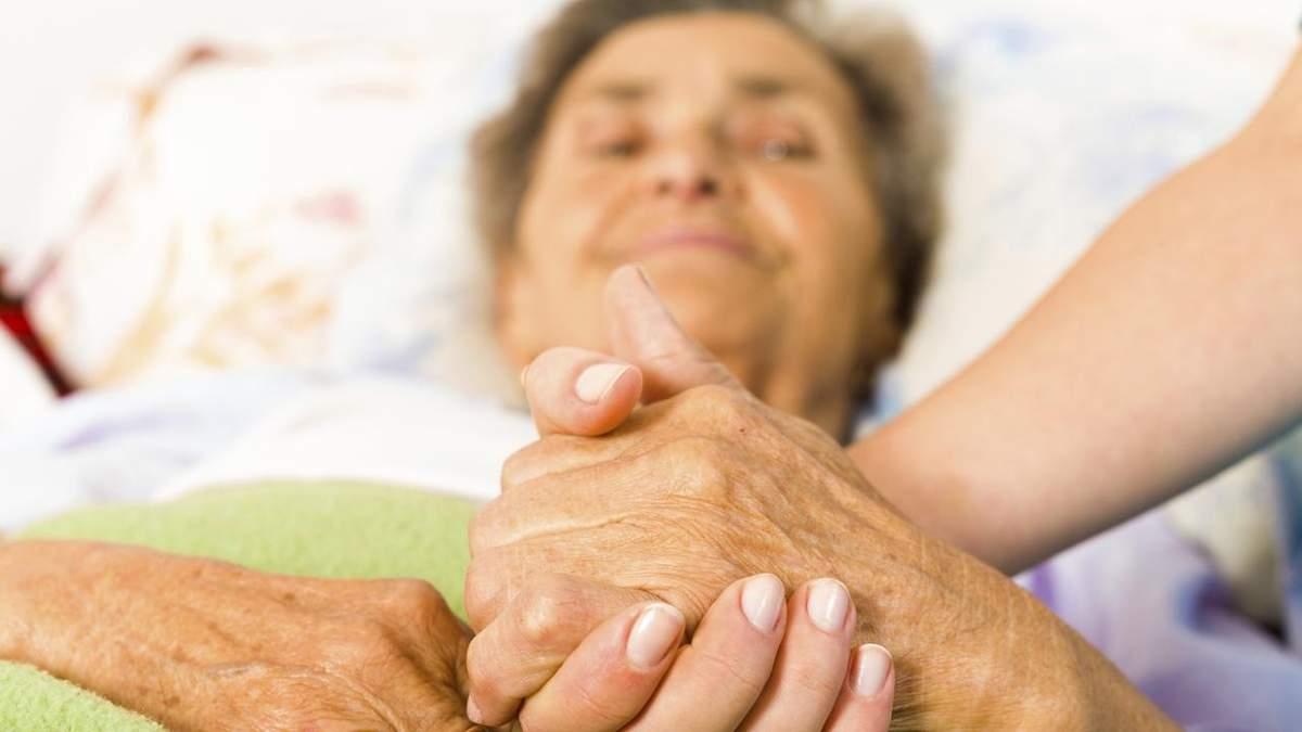 Знайшли жінку, організм якої поборов хворобу Альцгеймера