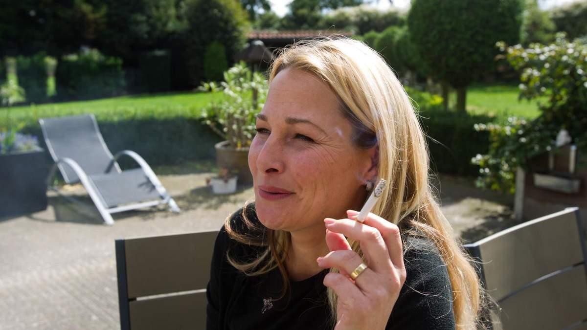 Куріння сприяє швидкому старінню обличчя