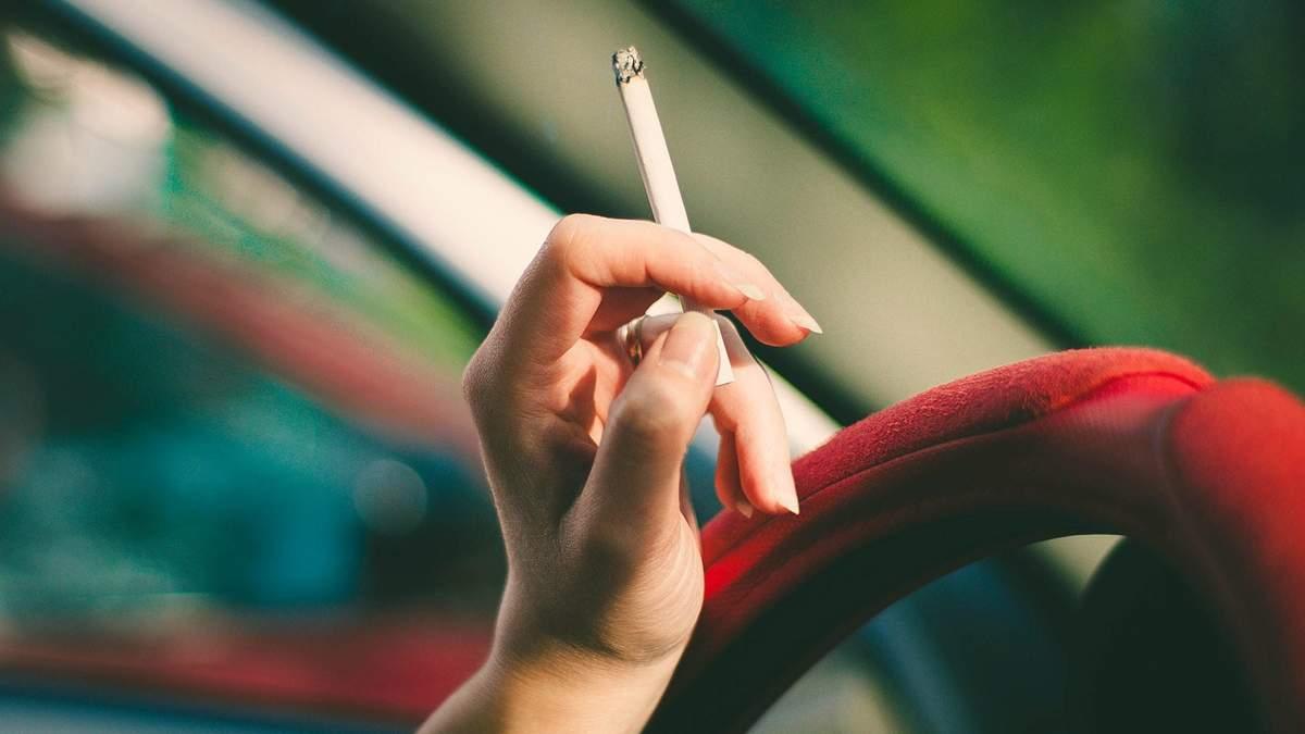 Женщинам труднее бросить курить
