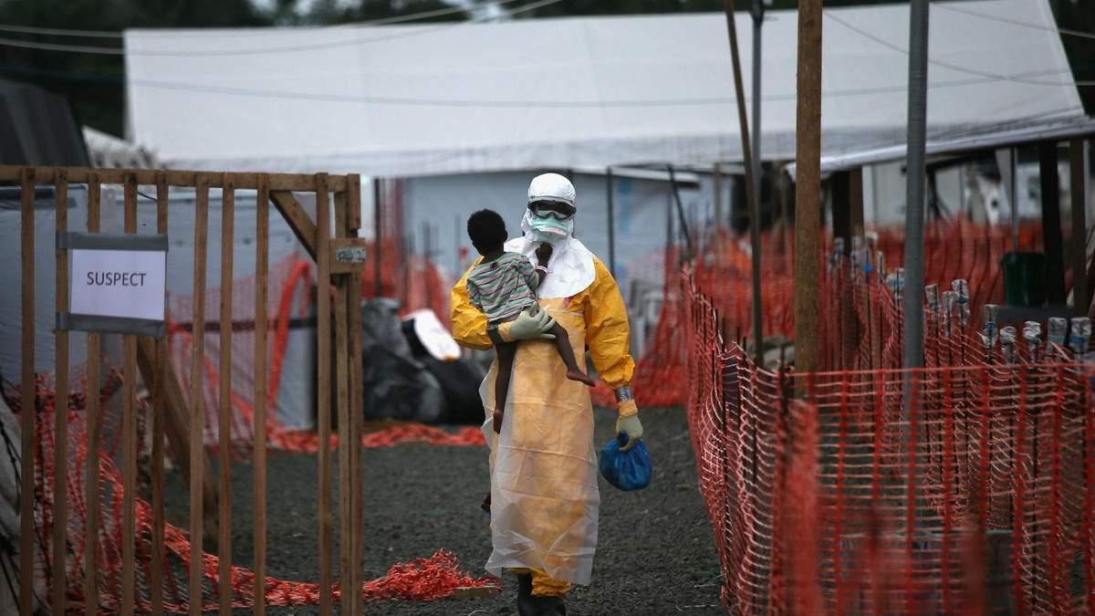 Вакцина проти Еболи