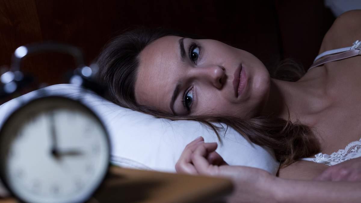 Не можу заснути: що робити