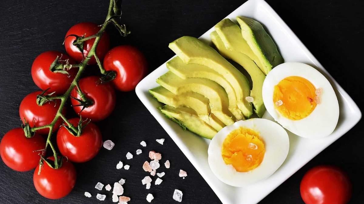 Катогенна дієта – список продуктів, що не можна їсти