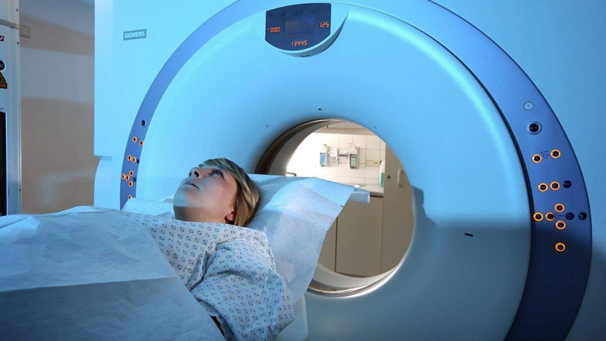 Опасности компьютерной томографии